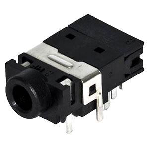 KM35004 - 3.5mm MINIATURE JACK - Kunming Electronics Co., Ltd.