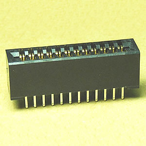 3624 CARD EDGE CONNETOR